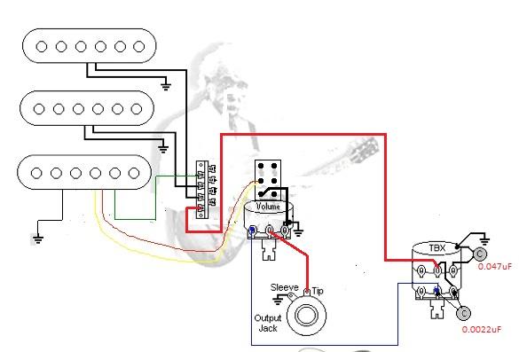 hss 1 vol 1 tone push pull booster fender stratocaster guitar forum. Black Bedroom Furniture Sets. Home Design Ideas