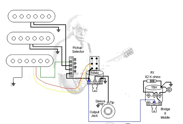 fender tbx wiring diagram  fender  free engine image for